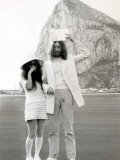 John Lennon Marries Yoko Ono  March 1969
