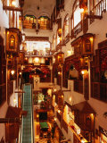 Ghani Palace Hotel Shopping Complex Interior  Kuwait
