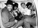 Run DMC American Pop Group Rap Inside Helicopter 1986