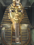 The Funeral Mask of King Tutankhamun