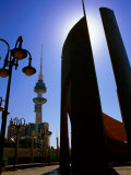 Safat Square Monument and Communications Tower  Kuwait