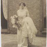 Edwardian Bride Photo