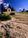 Chapelle St Sixte Roman Chapel Near Eygalieres  Eygalieres  France