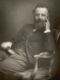 William Thomas Stead English Journalist in 1893