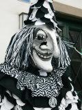 Fasnacht Carnival Parade  Basel  Switzerland