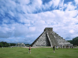 Chichen Itza Castle  Mexico