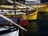 Boats in the Harbor of Collioure  France  Collioure  France  Europe
