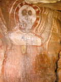Aboriginal Paintings  The Kimberly  Australia