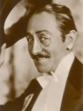 Adolphe Menjou American Film Actor Also in Silent French Films