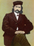Wild Bill Hickok Alias James Butler American Frontiersman Stage Driver Scout and Us Marshal
