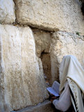 Wailing Wall  Jerusalem  Israel