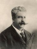 Ruggero Leoncavallo Italian Opera Composer