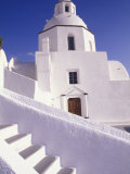 White Architecture  Santorini  Greece