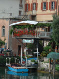 Lakeside Village Cafe  Lake Lugano  Lugano  Switzerland