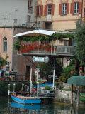 Lakeside Village Cafe  Lake Lugano  Lugano  Switzerland
