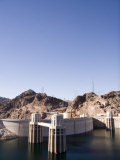 Workers Founded the City  Hoover Dam  Nevada  the Electricity Source of Las Vegas