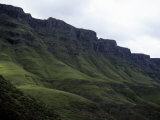 The Drakensberg Range in Lesotho Reaches 6600 Feet in Some Areas  Sani Pass  Lesotho