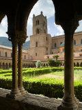 Santa Maria La Nuova Duomo  Monreale  Sicily  Italy