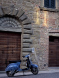 Scooter  Preggio  Umbria  Italy
