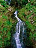 Assarnnacally Waterfall  Ardara  Ireland