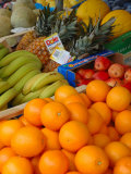 Fruit at Open-Air Market  Lake Maggiore  Arona  Italy