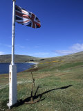 Union Jack British Flag  Falkland Islands