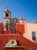 Church of San Cayentano  Valenciana  Guanajuato State  Mexico