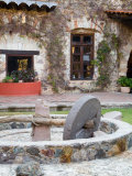 Grounds and Buildings of Historic La Valenciana Mine  Guanajuato State  Mexico