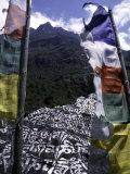 Mani Stone  Nepal