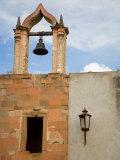 Ruins of Old Church  Mineral de Pozos  Guanajuato  Mexico