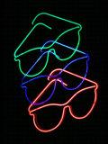 Neon Sign  USA