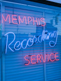 Sun Studios  Site of the First Recording of Elvis Presley  Memphis  Tennessee  USA