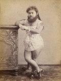 Portrait of a Bearded Woman