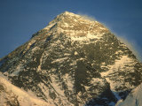 Everest at Sunset  Nepal