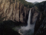 Basaseachic Falls in Mexico's Copper Canyon Region