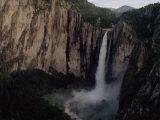 Basaseachic Falls in Mexico's Copper Canyon Region
