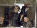 Three Generations of a Turkish Family Wait Out a Blizzard on a Train