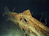 "Hull Fragment of the RMS ""Titanic"""