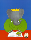 Babar Reading