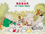 Babar en Pique-Nique