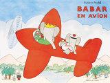Babar en Avion