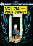 Vol 714 pour Sydney  c1968