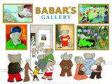 Babar&#39;s Gallery
