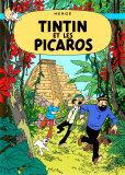 Tintin et Le Picaros, c.1976 Reproduction d'art par Hergé (Georges Rémi)