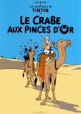 Le Crabe aux Pinces D'Or, c.1941 Reproduction d'art par Hergé (Georges Rémi)