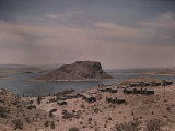 The Elephant Butte Reservoir was Formed as a Result of the Elephant Butte Dam Being Built