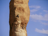 Climbers Head up Dark Angel