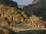 The Caves and Tombs of Petra were Carved by the Nabateans over 2000 Years Ago