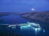 Washingtons Lower Monumental Dam