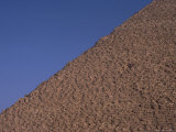 A Close View of the The Great Pyramid